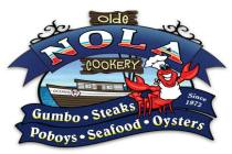 Olde New Orleans Cookery logo
