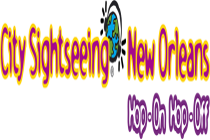 City Sightseeing New Orleans - Hop-On Hop-Off logo
