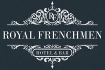 The Royal Frenchmen Hotel and Bar logo