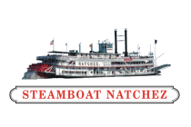 Steamboat Natchez logo