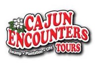 Cajun Encounters Tours logo