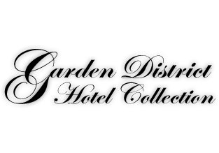 Garden District Hotel Collection logo