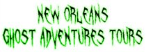 New Orleans Ghost Adventures Tours logo