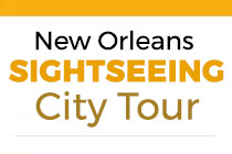 New Orleans Sightseeing City Tour logo