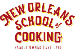 New Orleans School of Cooking logo
