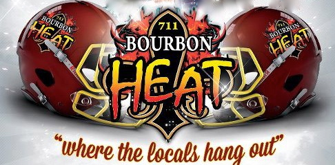 711 Bourbon Heat Coupon