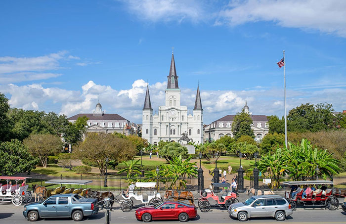 New Orleans Sightseeing City Tour