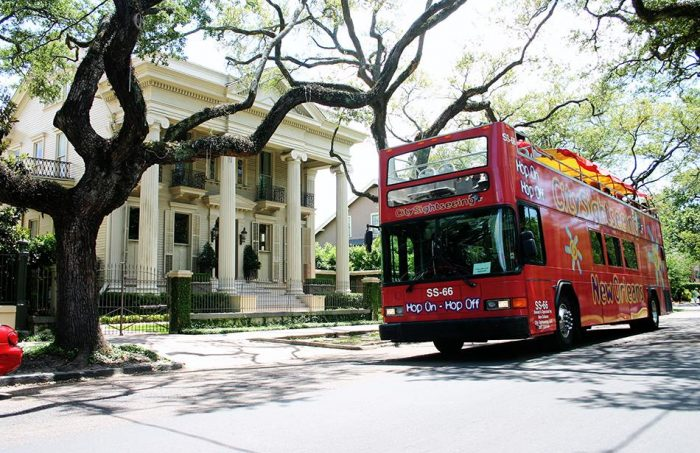 City Sightseeing New Orleans - Hop-On Hop-Off