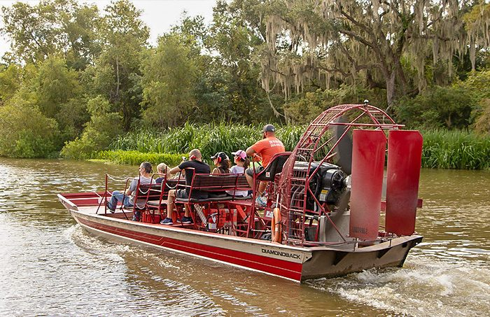 New Orleans Airboat Tours, LLC